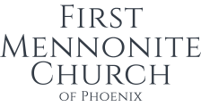 First Mennonite Church of Phoenix Retina Logo